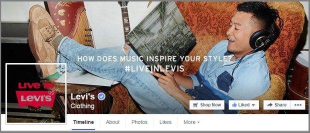 levis-facebook